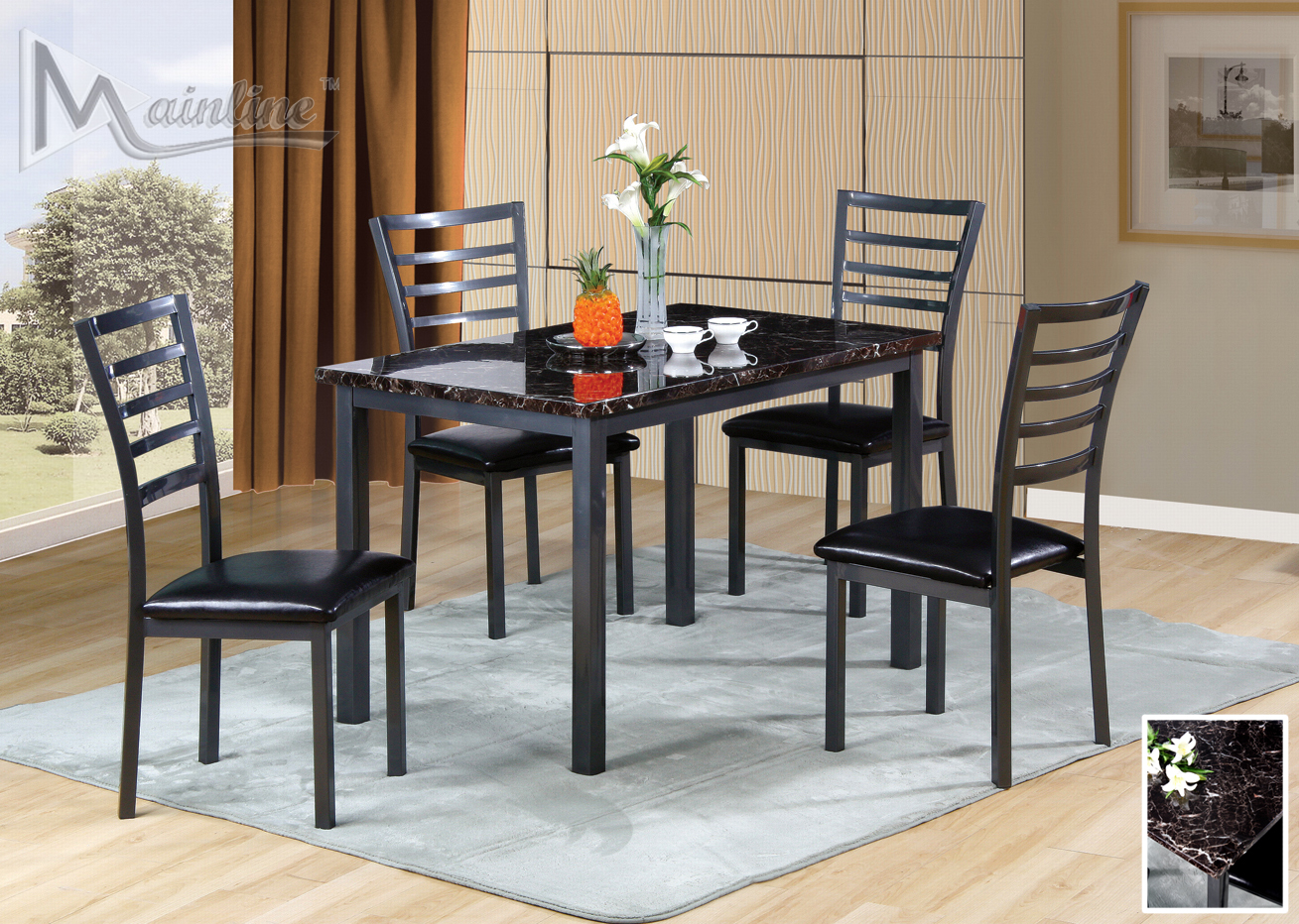 Perfect Apartment Dinette Set on Discount